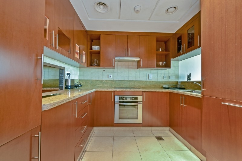1 Bedroom Apartment For Rent in  The Fairways North,  The Views   4