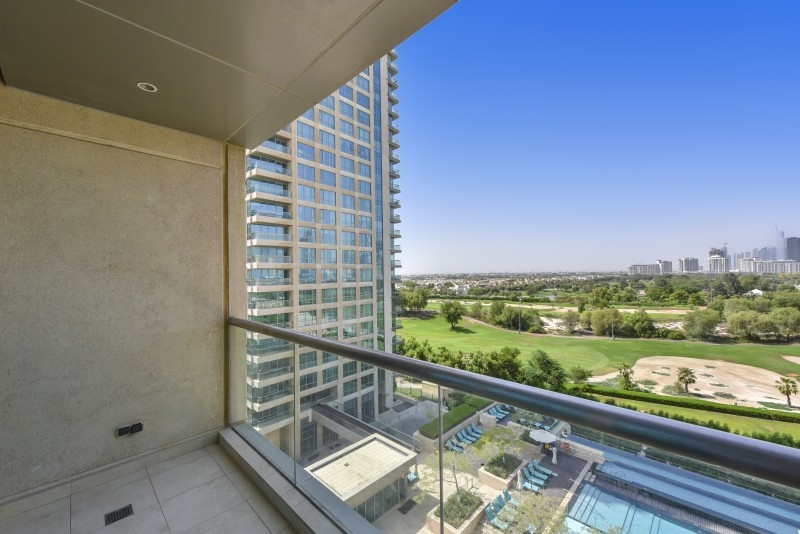 1 Bedroom Apartment For Rent in  The Fairways North,  The Views   9