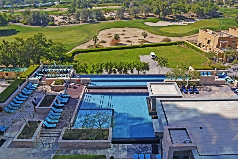 1 Bedroom Apartment For Rent in  The Fairways North,  The Views   10