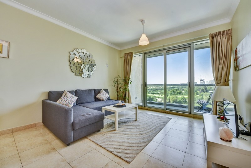 1 Bedroom Apartment For Rent in  The Fairways North,  The Views   1