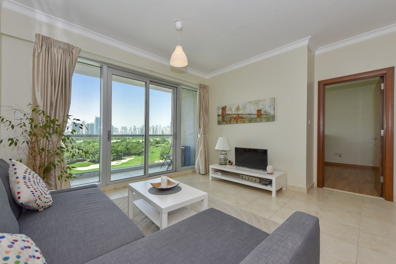1 Bedroom Apartment For Rent in  The Fairways North,  The Views   2
