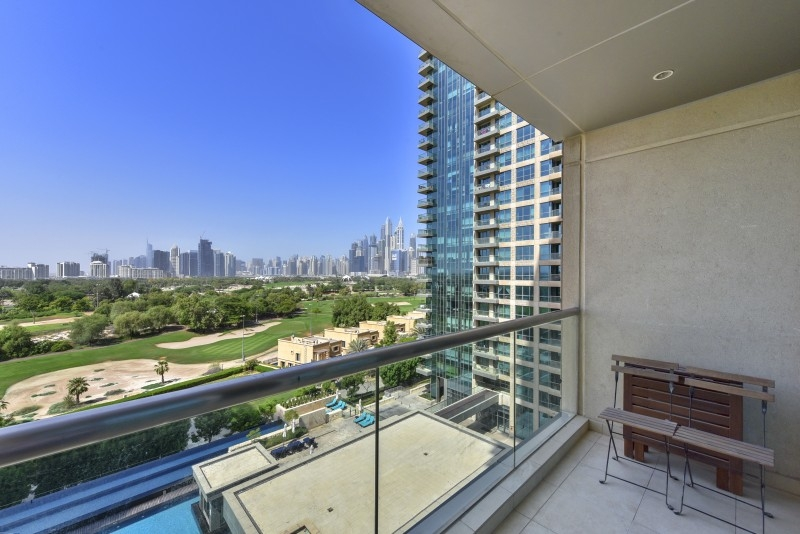 1 Bedroom Apartment For Rent in  The Fairways North,  The Views   12