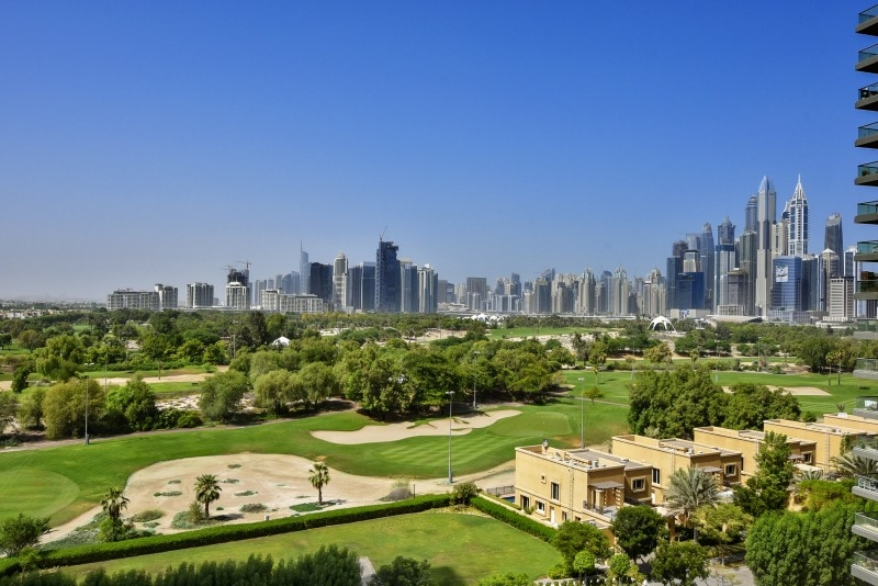 1 Bedroom Apartment For Rent in  The Fairways North,  The Views   11