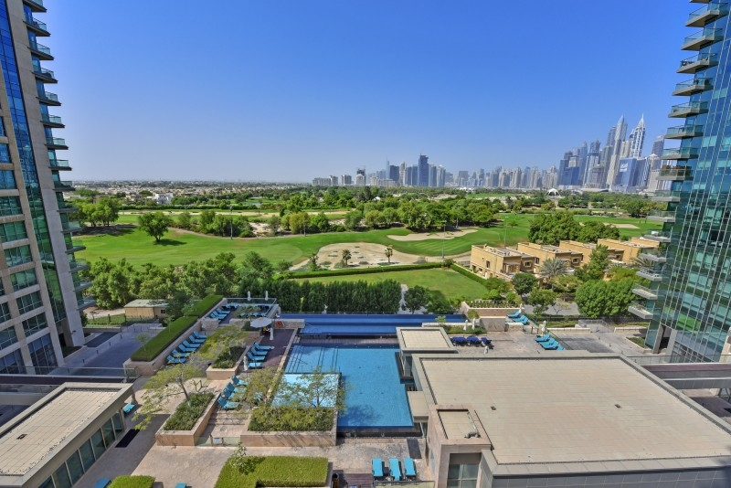 1 Bedroom Apartment For Rent in  The Fairways North,  The Views   13