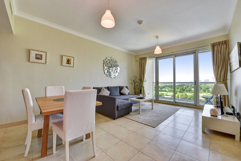 1 Bedroom Apartment For Rent in  The Fairways North,  The Views   3