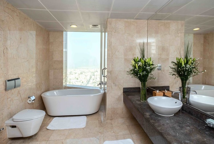 3 Bedroom Apartment For Short Term Rental in  Nassima Tower,  Sheikh Zayed Road   4