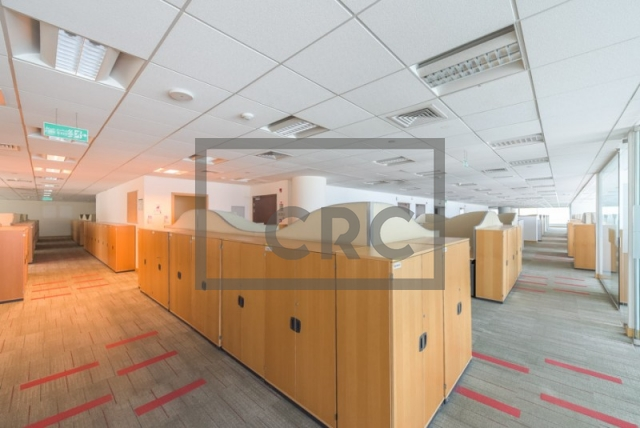 19,501 sq.ft. Office in Dubai Media City, Concord Tower for AED 2,340,160