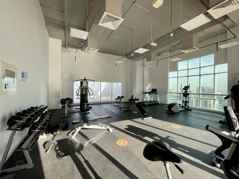Studio Apartment For Sale in  Red Residency,  Dubai Sports City   9