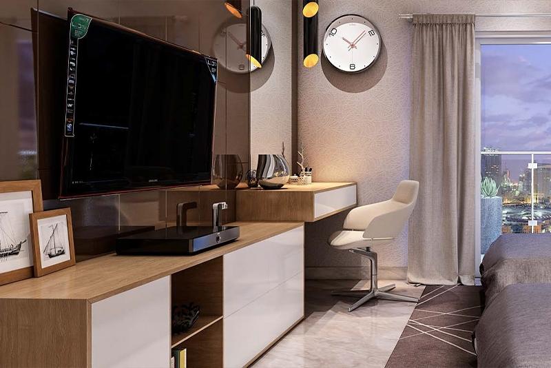 2 Bedroom Apartment For Sale in  Azizi Star Serviced Apartments,  Al Furjan | 6