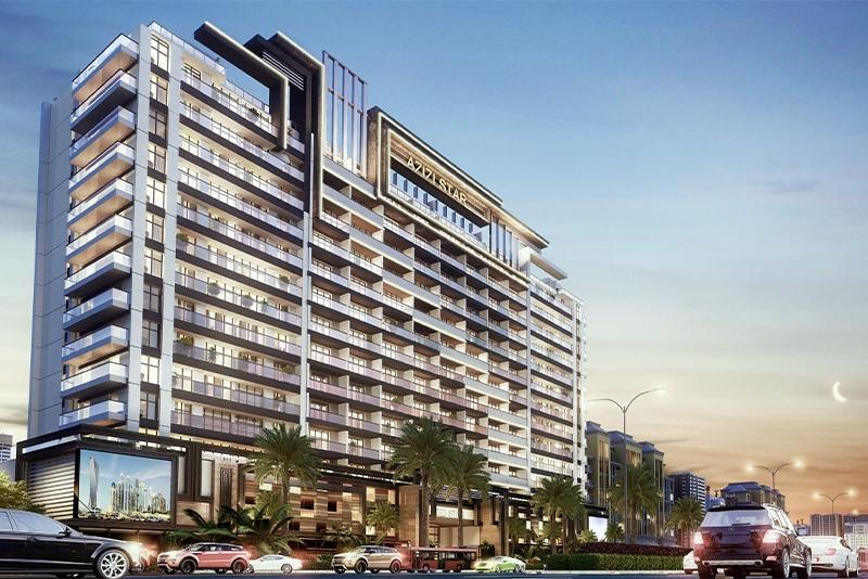 2 Bedroom Apartment For Sale in  Azizi Star Serviced Apartments,  Al Furjan | 2