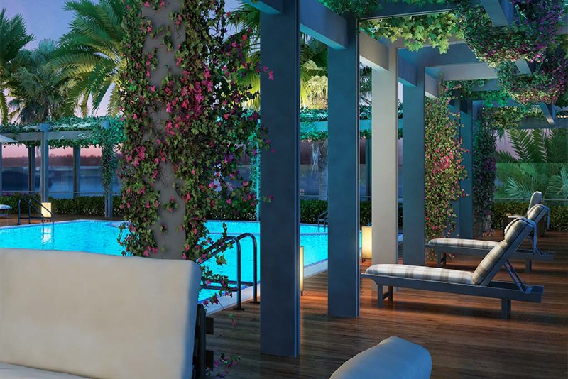 2 Bedroom Apartment For Sale in  Azizi Star Serviced Apartments,  Al Furjan | 7