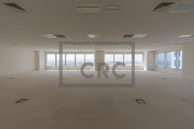 2,397 sq.ft. Office in World Trade Centre, World Trade Centre Residence for AED 299,625