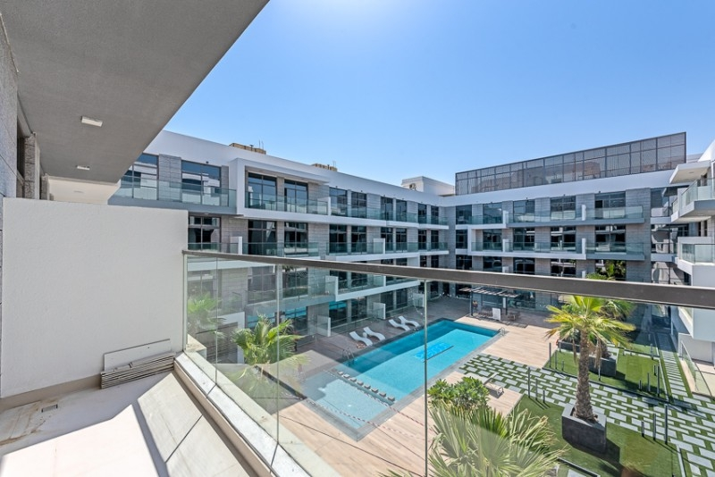 1 Bedroom Apartment For Rent in  Prime Views,  Meydan Avenue | 8