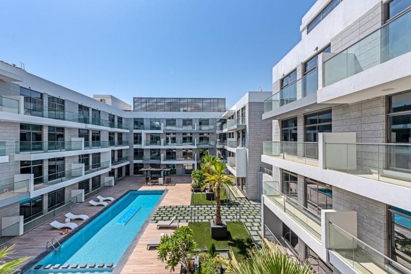 1 Bedroom Apartment For Rent in  Prime Views,  Meydan Avenue | 9