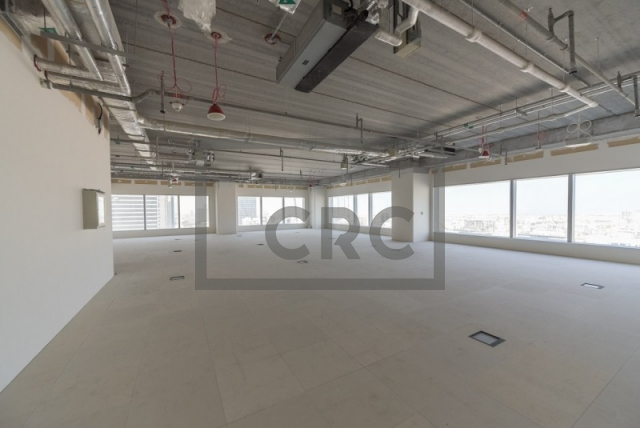 2,525 sq.ft. Office in World Trade Centre, World Trade Centre Residence for AED 290,375