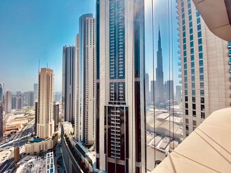 The Signature, Downtown Dubai