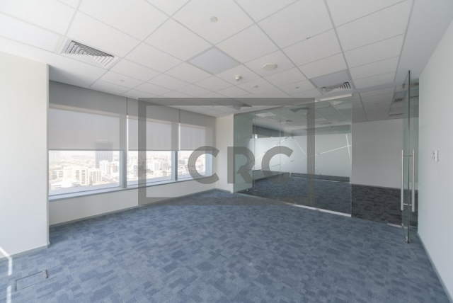 2,397 sq.ft. Office in World Trade Centre, World Trade Centre Residence for AED 311,610