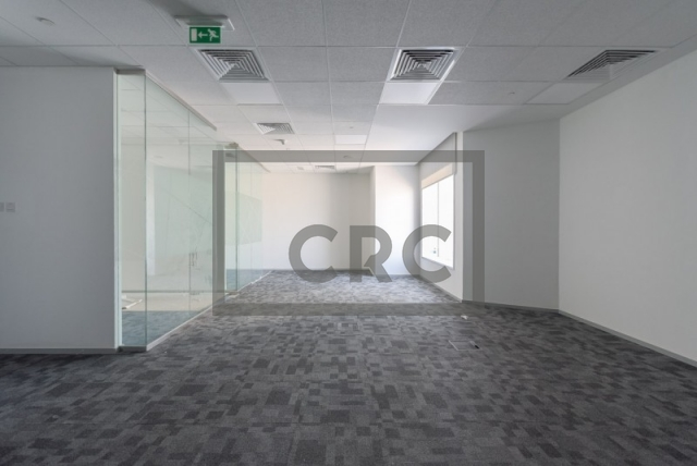 1,878 sq.ft. Office in World Trade Centre, World Trade Centre Residence for AED 262,920