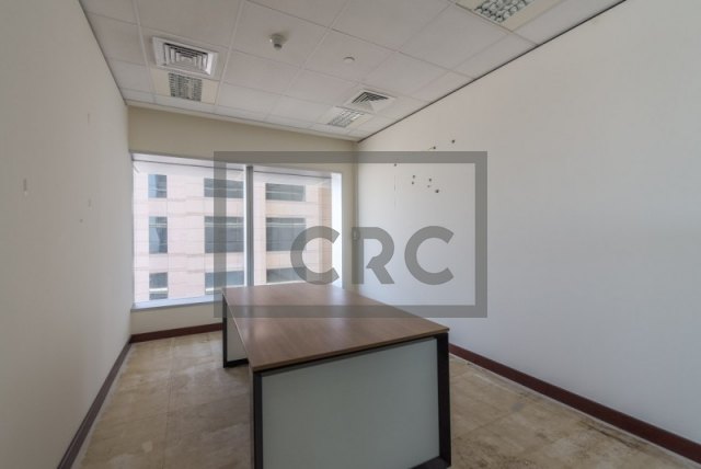 office for rent in sheikh zayed road, conrad commercial tower | 3