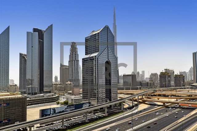 office for rent in sheikh zayed road, conrad commercial tower | 16