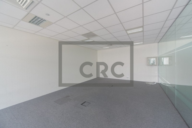 office for rent in sheikh zayed road, conrad commercial tower | 2