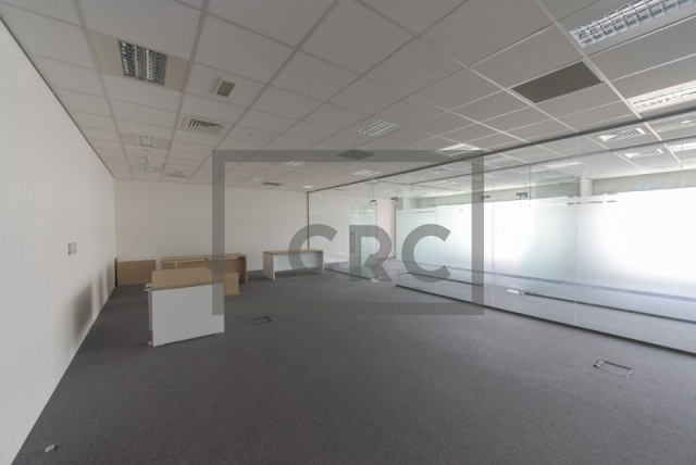 office for rent in sheikh zayed road, conrad commercial tower | 4