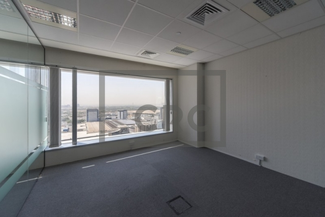 office for rent in sheikh zayed road, conrad commercial tower | 9