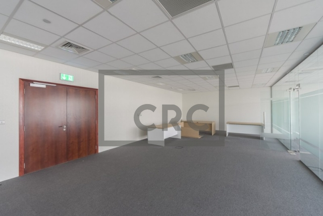office for rent in sheikh zayed road, conrad commercial tower | 7