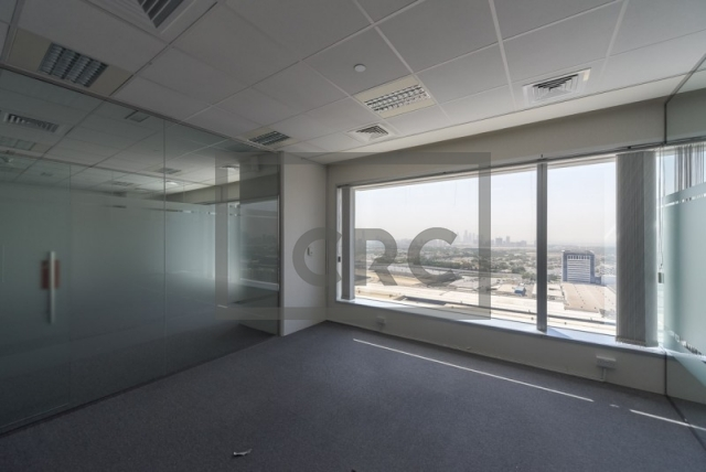office for rent in sheikh zayed road, conrad commercial tower | 10