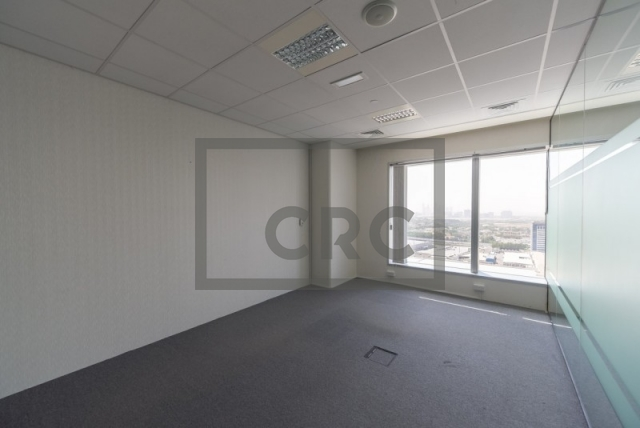 office for rent in sheikh zayed road, conrad commercial tower | 5