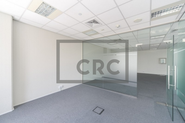 office for rent in sheikh zayed road, conrad commercial tower | 1