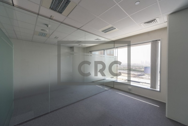 office for rent in sheikh zayed road, conrad commercial tower | 11