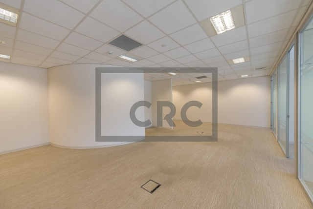 2,186 sq.ft. Office in World Trade Centre, World Trade Centre Residence for AED 306,040