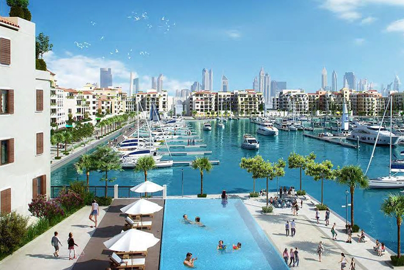 2 Bedroom Apartment For Sale in  La Cote,  Jumeirah   6