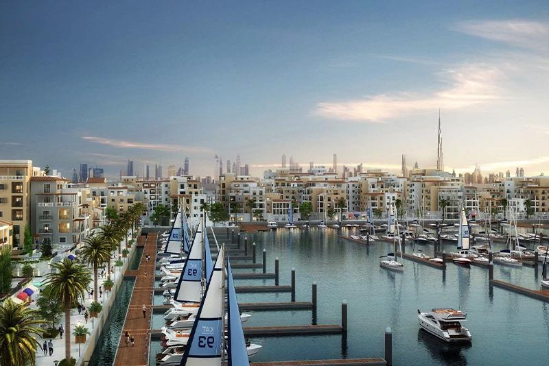 2 Bedroom Apartment For Sale in  La Cote,  Jumeirah   7