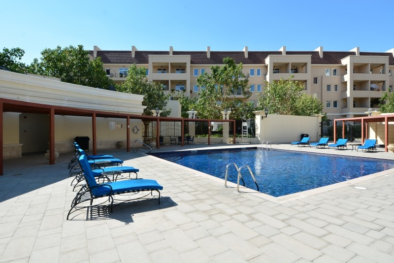 1 Bedroom Apartment For Rent in  Weston Court 1,  Motor City   9