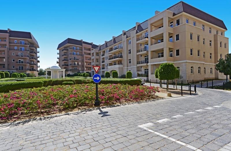 1 Bedroom Apartment For Rent in  Weston Court 1,  Motor City   8