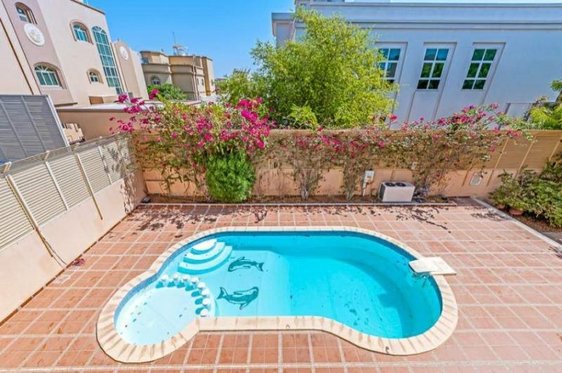 Villa Compound, Khalifa city a