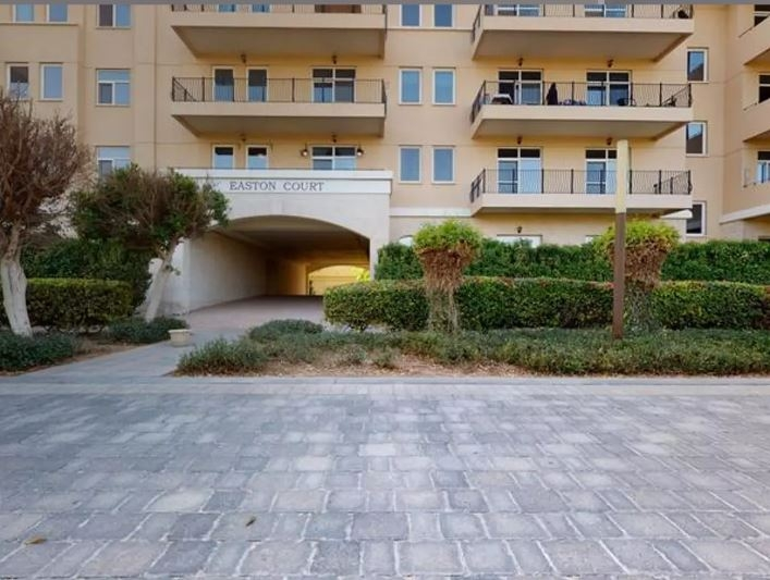 1 Bedroom Apartment For Rent in  Easton Court,  Motor City   5