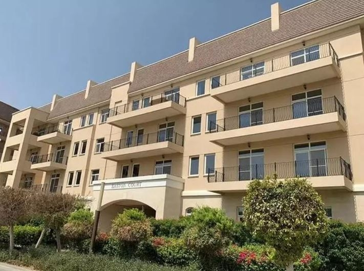 1 Bedroom Apartment For Rent in  Easton Court,  Motor City | 12