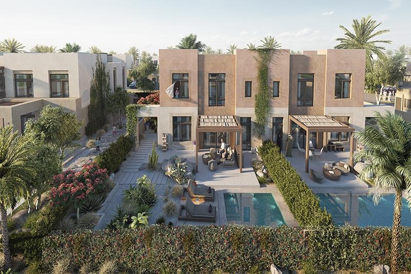 Studio Residential Plot For Sale in  Al Jurf,  Ghantoot | 11