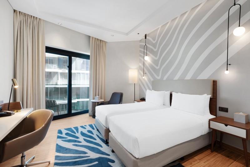 Studio Apartment For Rent in  Adagio Premium The Palm,  Palm Jumeirah   0