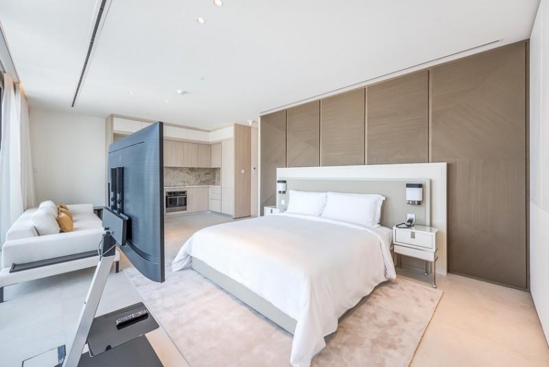 Studio Apartment For Rent in  Eden House,  Satwa   4