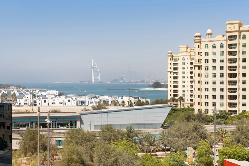 Studio Apartment For Rent in  Adagio Premium The Palm,  Palm Jumeirah | 10