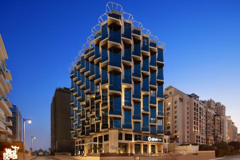 Studio Apartment For Rent in  Adagio Premium The Palm,  Palm Jumeirah | 12