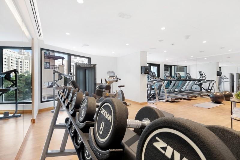 Studio Apartment For Rent in  Adagio Premium The Palm,  Palm Jumeirah | 20