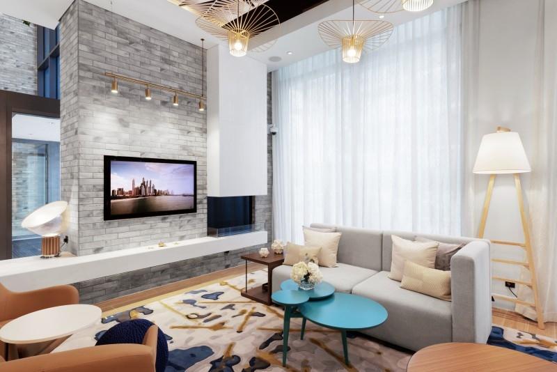 Studio Apartment For Rent in  Adagio Premium The Palm,  Palm Jumeirah | 21