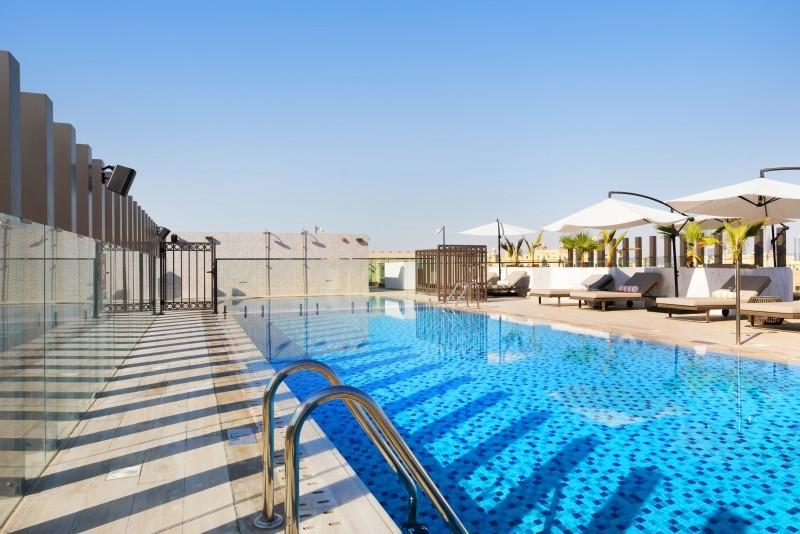 Studio Apartment For Rent in  Adagio Premium The Palm,  Palm Jumeirah | 7