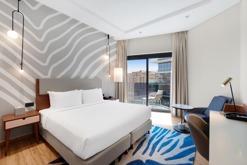 Studio Apartment For Rent in  Adagio Premium The Palm,  Palm Jumeirah | 0