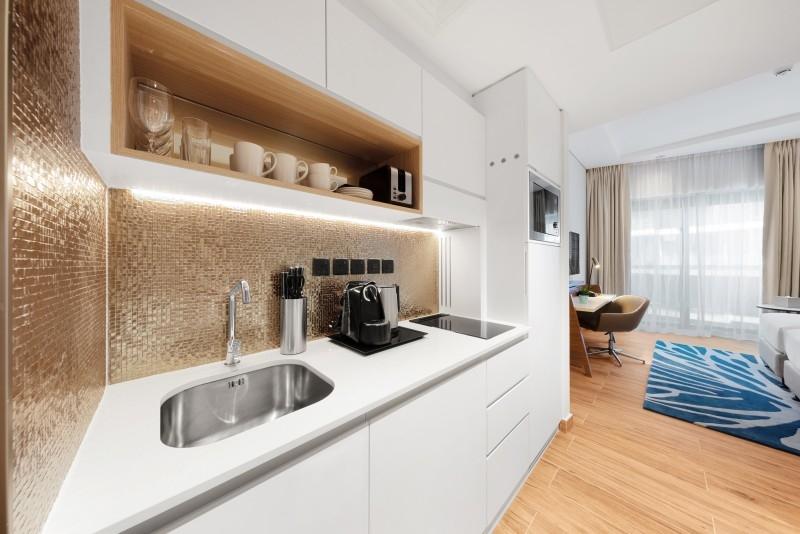 Studio Apartment For Rent in  Adagio Premium The Palm,  Palm Jumeirah | 2